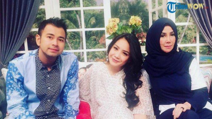 Raffi Ahmad dan Nagita Slavina Dikenal sebagai Sultan Andara, Mama Amy: Risih, Itu Kan Privasi