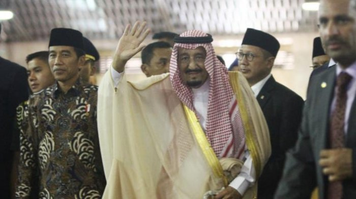 Lihat 2 Foto Terakhir Raja Salman di Instagram, Begini Ucapan Perpisahan dari Warga Indonesia