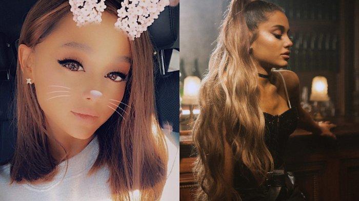 Sebulan Putus dari Pete Davidson, Ariana Grande Potong Rambut Panjang yang Jadi Ciri Khasnya