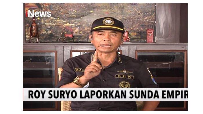 Geram Dipolisikan, Petinggi Sunda Empire Imbau Roy Suryo Belajar Sejarah ke Inggris: Gak Kapok Juga?