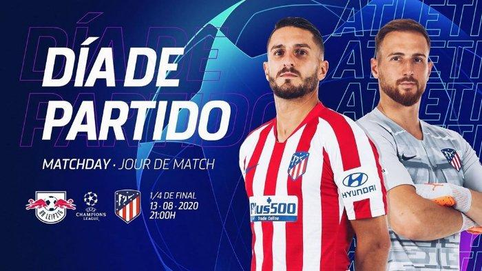 Leipzig Vs Atletico Madrid