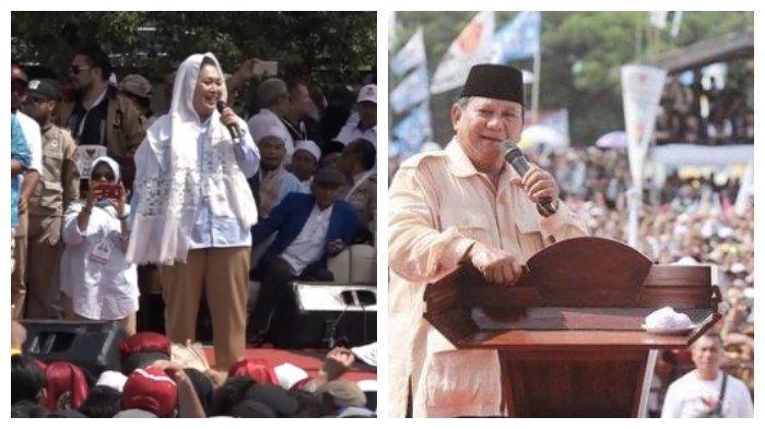 Prabowo Subianto Beri Ucapan Ulang Tahun Titiek Soeharto hingga Tuai Banyak Komentar Publik
