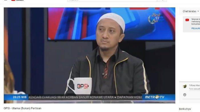Reaksi Yusuf Mansur saat Mahfud MD sebut ada ulama kagetan, Senin (3/6/2019)