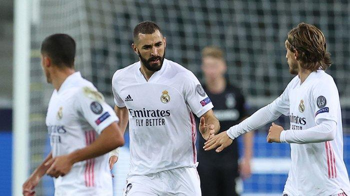 Jadwal Liga Champions Matchday 3: Real Madrid Vs Inter Milan, RB Leipzig Vs PSG
