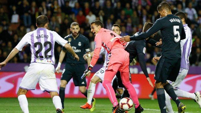 Hasil Lengkap dan Klasemen Sementara Liga Spanyol: Menang, Real Madrid Masih Jauh dari Barcelona