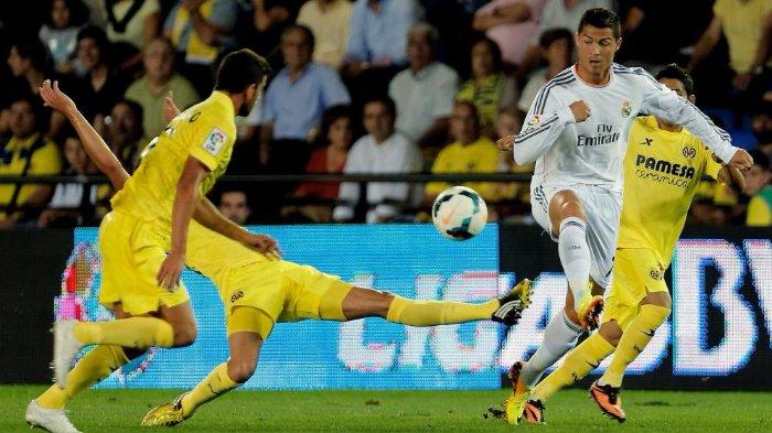 Real Madrid yang Kian Jauhi Barcelona di Klasemen La Liga!