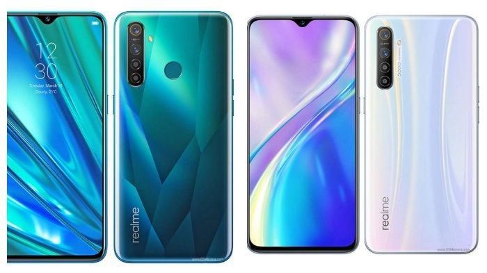 Rilis September 2019 Lalu, Berikut Perbandingan Spesifikasi Realme XT dan Realme 5 Pro, Pilih Mana?