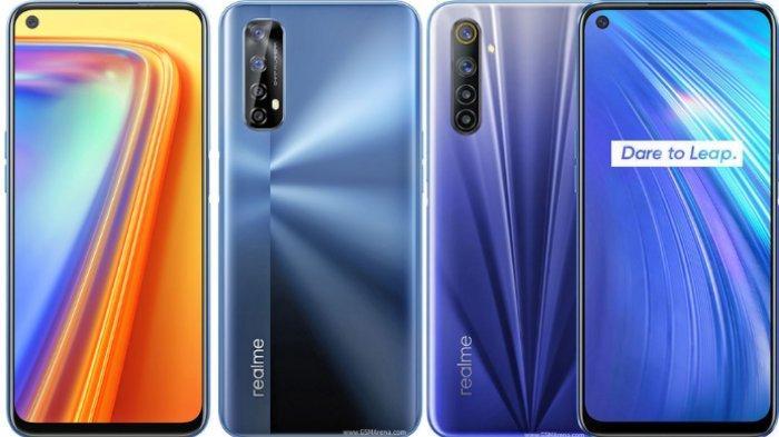 Beda Harga Sekitar 500 Ribu Ini Perbandingan Spesifikasi Realme 7 Pro Dengan Realme 6 Pro Tribun Papua