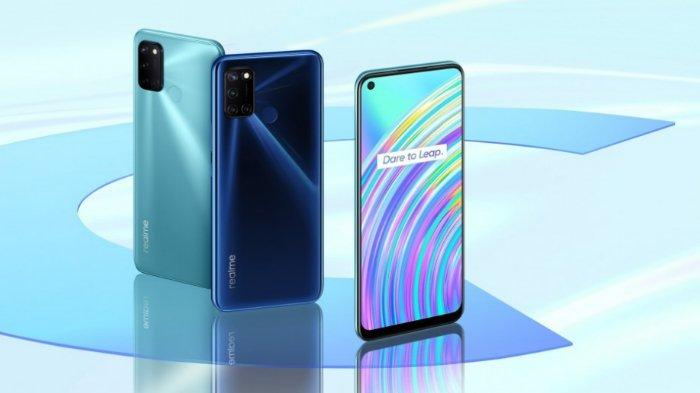 Daftar Harga HP Realme Terbaru Oktober 2020, Realme 7 Harga Rp 4 Jutaan, Dilengkapi Kamera 64MP