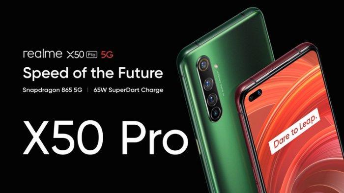 Cek Update Daftar Harga HP Realme Terbaru Februari 2021: Realme C17, Realme 7 Pro, Realme X50 Pro 5G