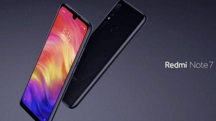 Xiaomi Redmi Note 7 Resmi Dirilis, Miliki Kamera Mumpuni, Harga Hanya 2 Jutaan