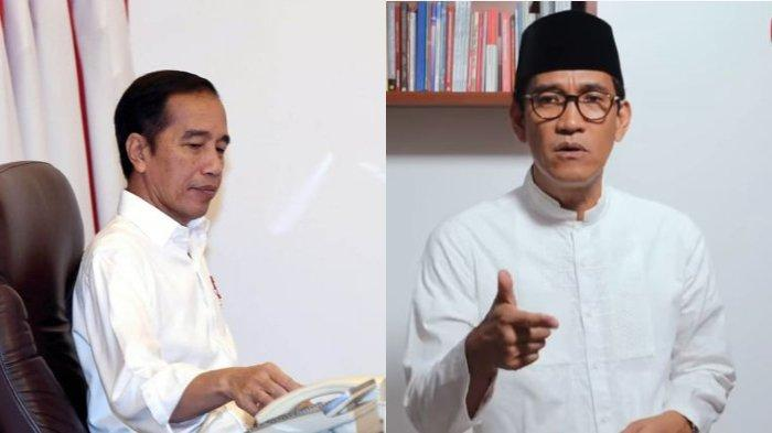 Refly Harun Duga Jokowi Angkat Stafsus Milenial Cuma untuk Pamer: Ini Loh Ada Milenial yang Berhasil