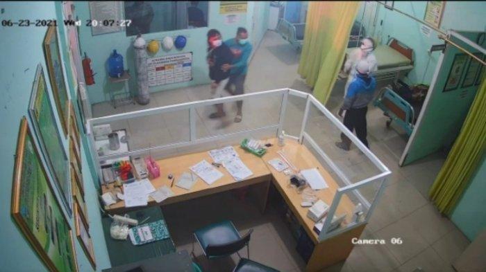 Ayah Positif Covid-19, Pria Ini Pukul Perawat karena Pakai APD Terlalu Lama, Videonya Viral