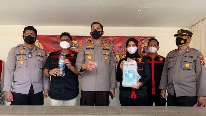 Remaja Racuni 5 Temannya hingga Tewas Pakai Hand Sanitizer, Ngaku Diancam Tak akan Dijadikan Teman