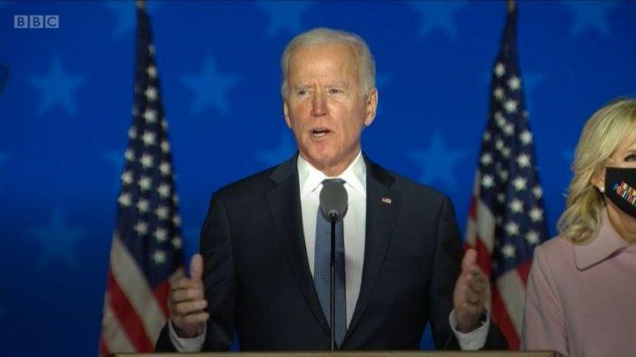 Joe Biden Telepon Dua Kepala Negara Tetangga seusai Resmi Jadi Presiden AS, Bahas Beberapa Hal Ini