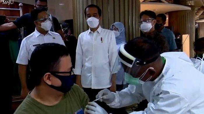 Fakta Vaksinasi Covid-19 di Indonesia, Mundur dari Target hingga Terus Dilakukan Percepatan