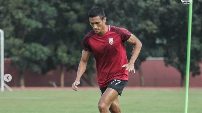 Idolakan Legenda Prancis dan Real Madrid, Pemain Anyar Persis Solo Reuben Silitonga Ungkap Alasannya
