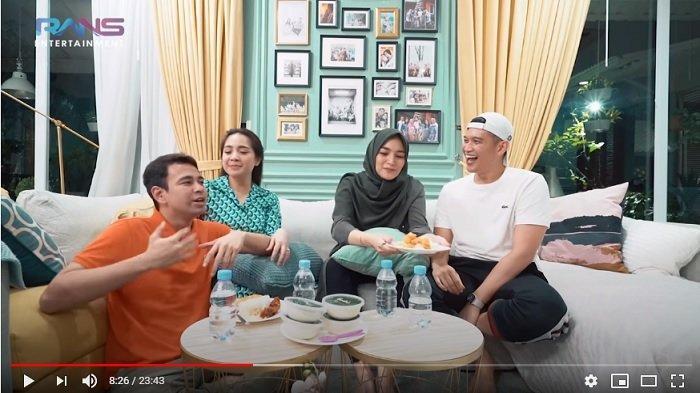Raffi Ahmad Sesumbar Tak Mau Kalah, Rezky Aditya Sindir: Enggak Ribet, Setia, Penyayang, Kurang Apa?