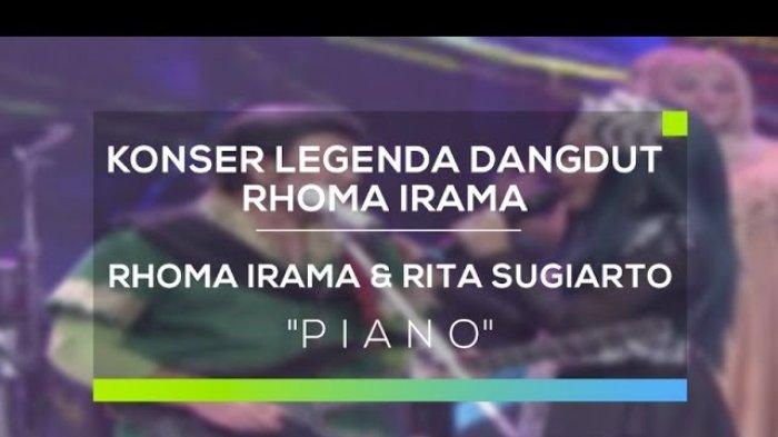 Lirik Lagu Dan Chord Gitar Piano Mari Main Lagu Populer Rhoma Irama Tribun Wow