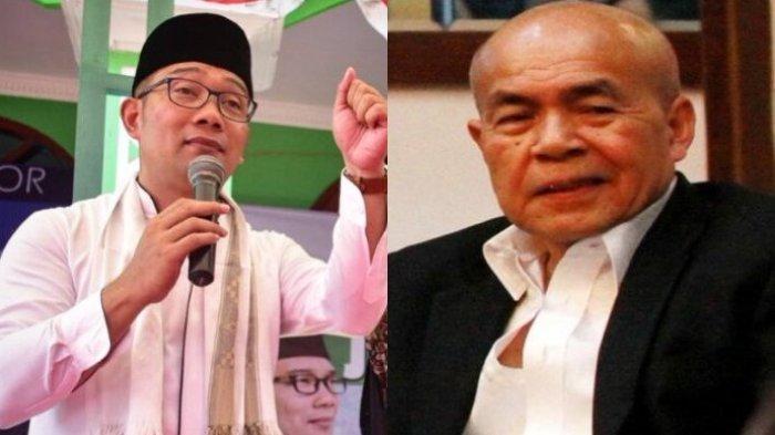 Sebut Ridwan Kamil, Rustam Ibrahim: Jangan Pilih Pemimpin yang Menjual Fiksi