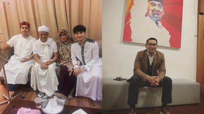 Ustaz Arifin Ilham Sakit, Ridwan Kamil: Kita Haturkan Doa untuk Kesembuhan Guru dan Ulama Kita