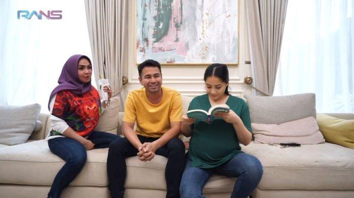 Rieta Amilia Beta tak setuju dengan nama pilihan Raffi Ahmad untuk anak keduanya dengan Nagita Slavina, Kamis (13/10/2021).
