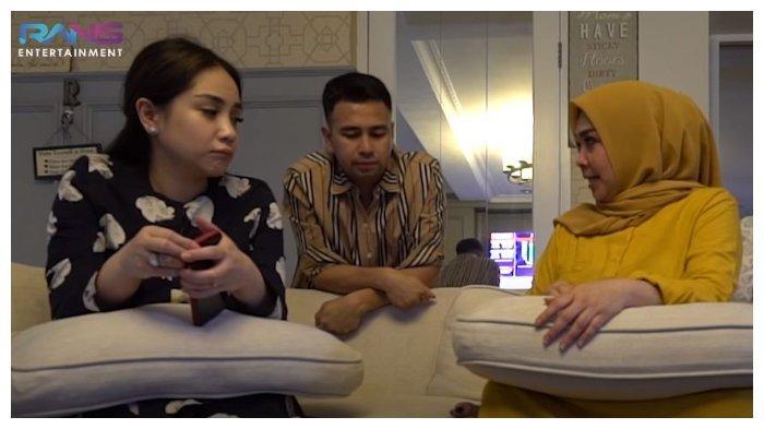 Raffi Ahmad Minta Pendapat Nama Anak Kedua, Ibu Nagita Slavina Keberatan: Amit-amit Jangan Playboy
