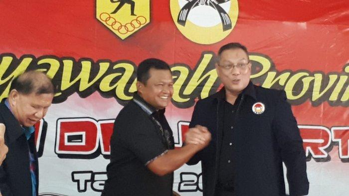 Brigjen TNI Herianto Syahputra Terpilih sebagai Ketua Institut Karate-Do Indonesia (INKAI) Jakarta
