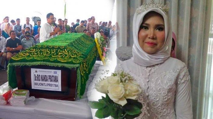 Pesan Terakhir Korban Lion Air pada Calon Istri, Minta Kekasih Tetap Pakai Baju Nikah meski Tanpanya