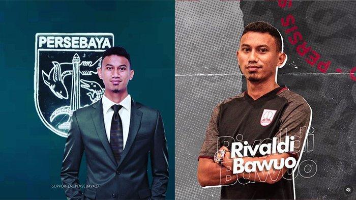 Mundur dari Persebaya Surabaya, Tak ada Rumor, Langsung Diumumkan Persis Solo: Rivaldi Bawuo is Red
