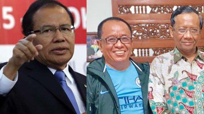Ditanya Mahfud MD Apa Kapasitasnya Nilai KPU Salah, Said Didu dan Rizal Ramli Lontarkan Sindiran