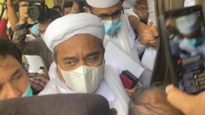 Rizieq Shihab Raih Gelar Phd dari Universiti Sains Islam Malaysia di Dalam Penjara