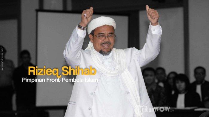 Kuasa Hukum Sebut Penangkapan Rizieq Shihab Disiapkan dengan Matang: CCTV Hilang Sehari Sebelumnya