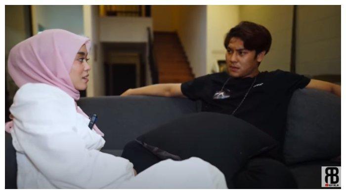 Rizky Billar tak izinkan Lesti Kejora kerja lagi setelah menikah, Jumat (16/4/2021).