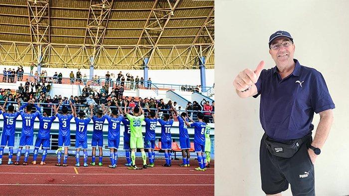 Perjalanan Karier Pelatih Persib Bandung Robert Alberts, Pernah Membuat Arema FC Juara di Indonesia