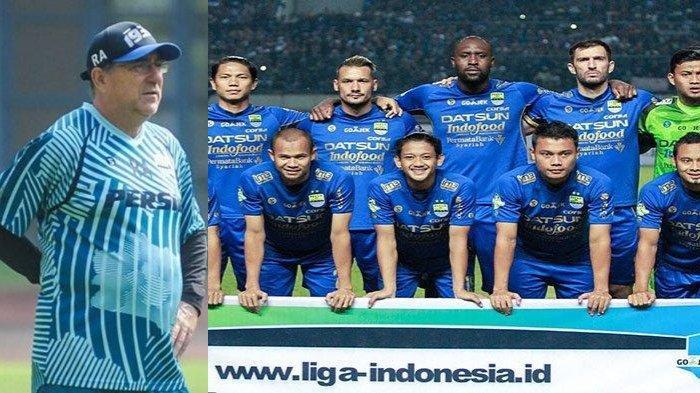 Robert Alberts dan skuad Persib Bandung. Punggawa Persib Bandung begitu antusias menyambut Liga 1 yang akan bergulir. Sementara Robert Alberts memberi respon berbeda.