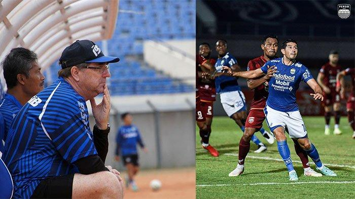 Persib Bandung Imbang dan Tak Bisa Bobol Borneo FC, Robert Alberts Ungkap Kelemahan Wander Luiz dkk