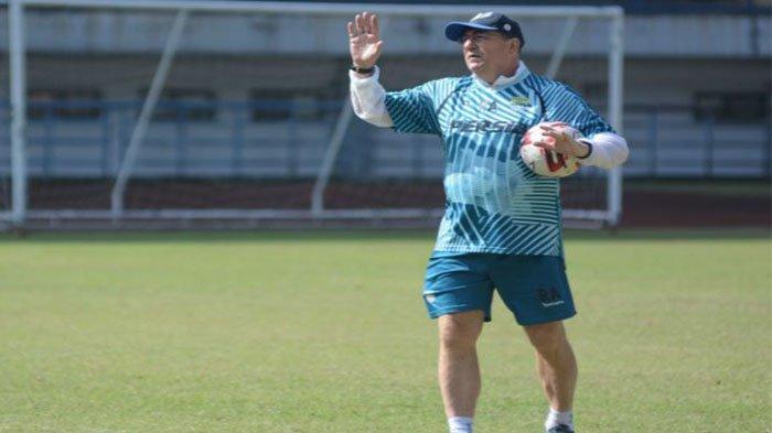 Optimisme Pelatih Persib Bandung Tatap Liga 1 Indonesia 2021, Robert: Kami Mencoba untuk Yakin