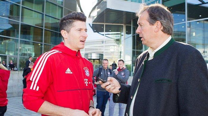 Wawancara Eksklusif Lewandowski, Ballon d'Or, Singgung Ancelotti hingga Cerita ke Anaknya Kelak