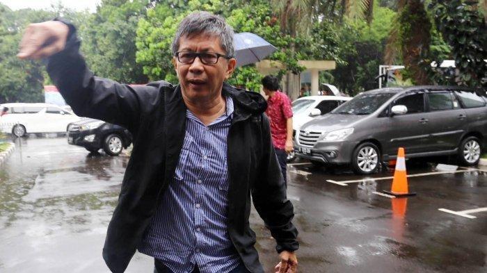 Ditanya soal Puji Kinerja Jokowi, Rocky Gerung: Itu Enggak Mungkin Terjadi