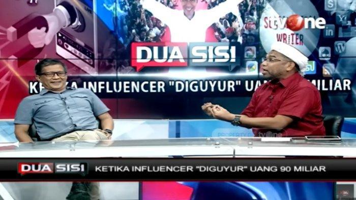 ICW dan Rocky Gerung Soroti Dana Influencer Rp90,45 Miliar, Ali Ngabalin: Bukan Urusanmu Itu