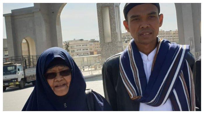 Prabowo hingga Ma'ruf Amin Ucapkan Bela Sungkawa atas Meninggalnya Ibunda Ustaz Abdul Somad
