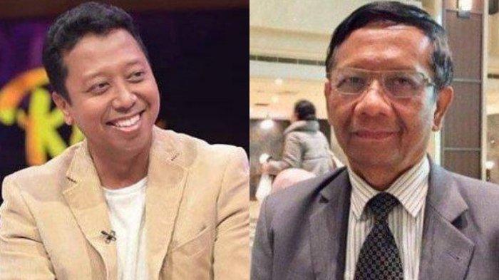 Romahurmuziy Ditangkap KPK, Mahfud MD Bantah Dendam dan Ungkap Kronologi Bisa Tahu Romi Dijejak KPK