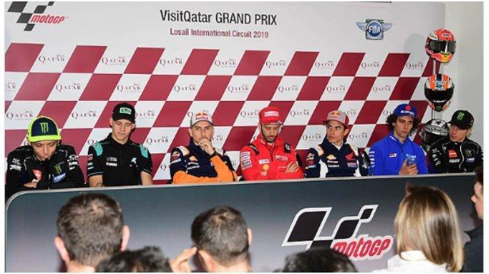 Link Live Streaming MotoGP Argentina 2019, Dimulai Pukul 22.00 WIB di Trans 7