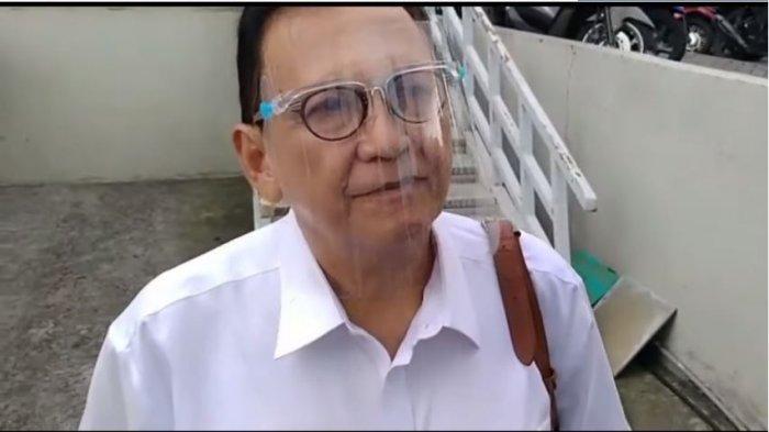 Pernyataan Roy Marten mengungkap adanya kejanggalan dari alasan Gisella Anastasia tak datangi panggilan Polda Metro Jaya, Senin (4/1/2021).