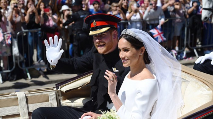 7 Hadiah Pernikahan Tak Biasa untuk Harry dan Meghan Markle
