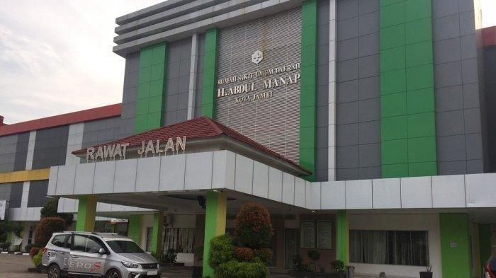 RSUD Abdul Manap Kota Jambi.
