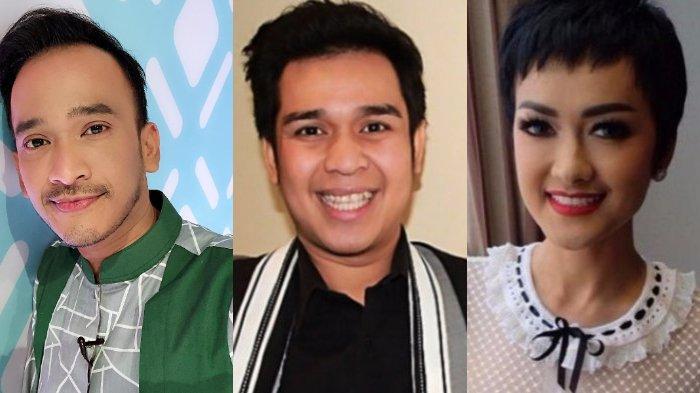 Sebelum Libur Lebaran, Ruben Onsu Kunjungi Makam Julia Perez dan Olga Syahputra, Banyak yang Salut!