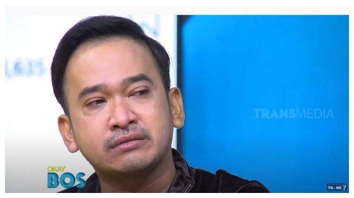 Tangis Ruben Onsu Pecah Bicarakan Betrand Peto Mendapat Ejekan Anak Pungut: Saya Kayak Ketonjok