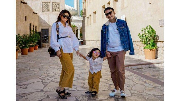 Putri Keduanya Baru Saja Lahir, Ruben Onsu dan Sarwendah Sudah Siapkan Instagram untuk Sang Bayi
